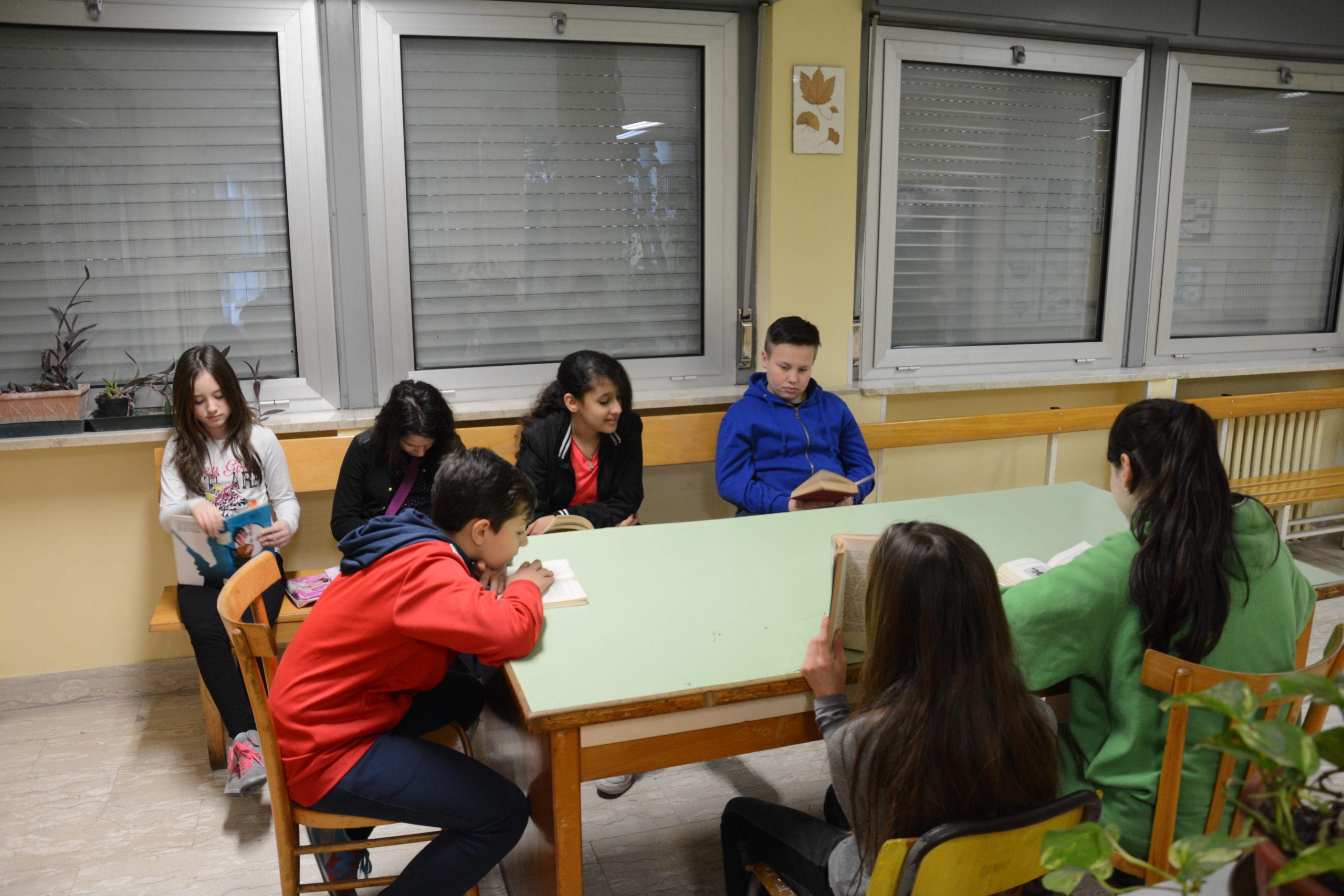 Polo ragazzi: Centro per l'Aggregazione giovanile