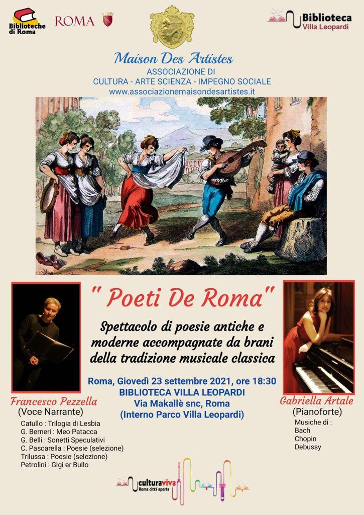 Poeti de Roma